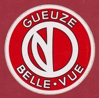 Sticker Autocollant Bier Biere Beer Brouwerij Brasserie Gueuze Geuze Bell Vue Sint-Pieters-Leeuw Aufkleber Adesivo - Autocollants
