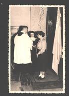 Houthalen - Originele Fotokaart Gevaert - Chiro St. Lutgart Meulenberg - Ca 1955 - Scouting