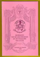 Jaarboek 1988 BIJDRAGEN TOT DE GESCHIEDENIS EN DE FOLKLORE VAN ZULTE ©1988 140blz MACHELEN OLSENE Heemkunde Erfgoed Z756 - Zulte