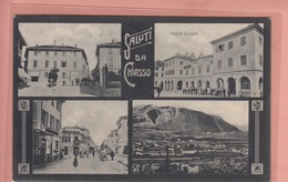 OUDE POSTKAART ZWITSERLAND  -  SCHWEIZ -    SVIZZERA - CHIASSO  1905 - TI Tessin