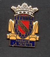 PIN'S Marine Nationale FREGATE LA FAYETTE - Bateaux