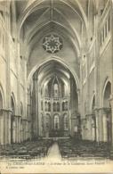 Chalon Sur Saone - Interieur De La Cathedrale Saint Vicent - Chalon Sur Saone