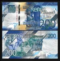 KENYA  200 2019  UNC - Kenia