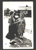 Houthalen - Originele Foto - Chiro St. Lutgart Meulenberg - Ca 1955 - Padvinderij
