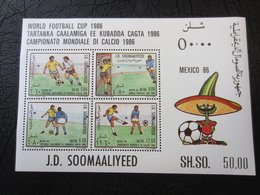 Somalia Mi. Block 21 MNH (Box 1 - 63) - Somalie (1960-...)
