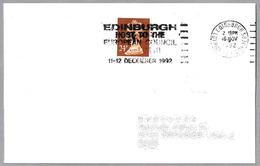 EDINBURGH HOST TO THE EUROPEAN COUNCIL - CONSEJO EUROPEO. Edinburgh 1992 - Instituciones Europeas