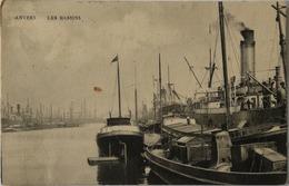 Antwerpen - Anvers // Les Bassins 1907 - Antwerpen