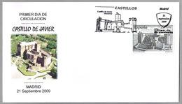 CASTILLO DE JAVIER, Castle Of Javier. Navarra. SPD/FDC Madrid 2009 - Castillos