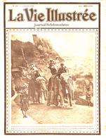 """LA VIE ILLUSTREE N°381 De 1906 """" LE TSAR NICOLAS II PRISONNIER ! """" - Livres, BD, Revues"""