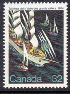 Canada 1984 Tall Ships Visit, MNH, SG 1119 - 1952-.... Reign Of Elizabeth II