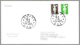 FIESTA DE EUROPA - EUROPE FESTIVAL - FETE DE L'EUROPE. Nimes 1992 - Instituciones Europeas