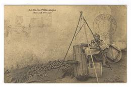 LE MAROC PITTORESQUE  MARCHAND D ORANGES - Autres