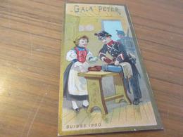 Chromo,Gala Peter - Schokolade