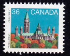 Canada 1985-2000 Definitives 36c CBN Definitive, MNH, SG 1156 - 1952-.... Reign Of Elizabeth II