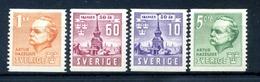 1941 SVEZIA SET * - Nuovi