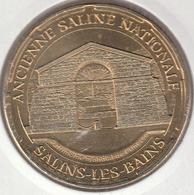 MONNAIE DE PARIS 39 SALINS-LES-BAINS Ancienne Saline Nationale – 2014 - Monnaie De Paris