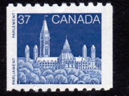 Canada 1985-2000 Definitives 37c Coil Definitive, MNH, SG 1160 - 1952-.... Reign Of Elizabeth II