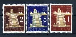 1964 PORTOGALLO SET MNH ** - Unused Stamps