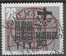 Germany/Bund Mi. Nr.: 391 Vollstempel (brv60er) - BRD
