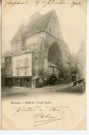1511. CPA 24 SARLAT. VIEILLE EGLISE 1902 - Sarlat La Caneda