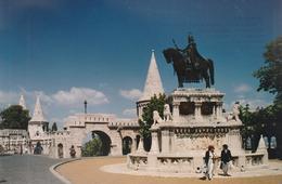Ungheria - Budapest - Statua Di St. Stephen - Non Viaggiata - Ungheria