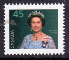Canada 1985-2000 Definitives 45c QEII Portrait Definitive, MNH, SG 1162g - 1952-.... Reign Of Elizabeth II