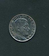 """DR.; Medaille """" Adolf Hitler 1889-1945 / Ein Volk Ein Reich Ein Führer """". Unbehandelt - Germany"""