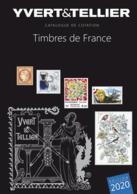 Nouveauté Catalogue Yvert Et Tellier Des Timbres De France 2020 Tome 1 - France