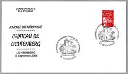 CASTILLO DE LICHTENBERG - CASTLE. Lichtenberg 2006 - Castillos