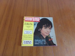 """"""" Sonorama """" N° 20, Juin 1960, L'actualité Sonore - Musique & Instruments"""