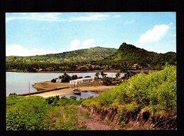 MAYOTTE L'Abattoir Commune De DZAOUDZI  édition SHOPPING  TTB  2 Scan - Mayotte