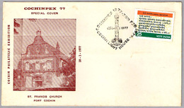 FARO DE COCHIN - LIGHTHOUSE. Cochin, India, 1977 - Faros