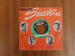 45 TOURS DARIO MORENO PHILIPS 372583 BUONA SERA / PICCOLISSIMA SERENATA - Vinyl Records