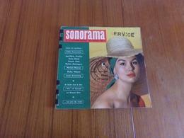 """"""" Sonorama """" N° 11 Septembre Octobre 1959 L'actualité Sonore - Musique & Instruments"""