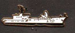 PIN'S Marine Nationale BO D'ENTRECASTEAUX - Poststempel (Briefe)