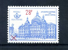 1961-63 BELGIO PACCHI POSTALI N.375 * - Service