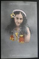 Tahiti Postcard. 7. Terai. District De Pirae. (Tahiti)  Les Beauties Polyneisiennes - Tahiti