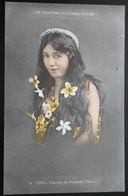 Tahiti Postcard. 9. Terii. District De Papeete (Tahiti)  Les Beauties Polyneisiennes - Tahiti