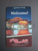 Arizona Charlie's Hotel And Casino, USA - Casino Cards