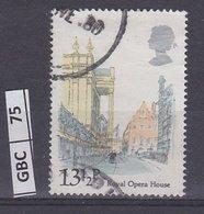 GRANBRETAGNA, 1980Vedere A Londra 13,5 Usato - 1952-.... (Elizabeth II)