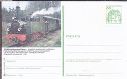 AK-div.26- 195     Bildpostkarte   Bruchhausen Vilsen - Historischer Dampfzug Der Ersten Museums Eisenbahn - Cartoline Illustrate - Nuovi