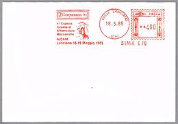 Franqueos Mecanicos - PUERTA DE SAN BIAGIO - PROVA. Lanciano, Chieti, 1985 - Otros