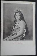 Tahiti Postcard. Maire Maatea - Tahiti