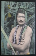Tahiti Postcard. 21. Un Tahitien - Tahiti