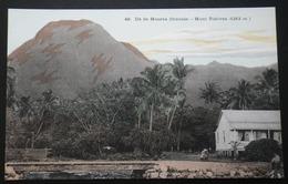 Tahiti Postcard. 48 Ile De Moorea (oceanie) Mont Tohivea (1212 M) - Tahiti