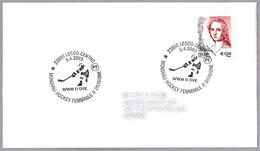 MUNDIAL HOCKEY HIELO FEMENINO DIV.II - ICE HOCKEY WOMEN WORLD CHAMP. Lecco 2003 - Jockey (sobre Hielo)
