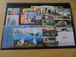 Finnland Jahrgang 2007 Postfrisch Komplett (11983) - Ganze Jahrgänge