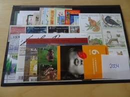 Finnland Jahrgang 2004 Postfrisch Komplett (11980) - Finland