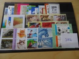 Finnland Jahrgang 2006 Postfrisch Komplett (11982) - Ganze Jahrgänge