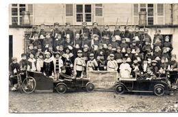 Carte Photo Vesoul St Georges General Tom Pouce 25 12 1932 - Vesoul
